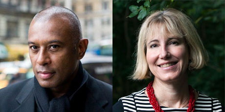 Literary Salon: 'Unlearning Childhoods' with novelists Caryl Phillips and Elleke Boehmer