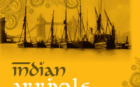 Review of <em>Indian Arrivals</em> in <em>The Review of English Studies</em>