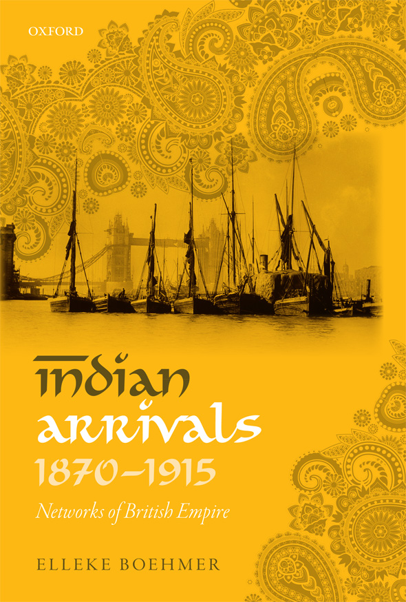 Indian Arrivals