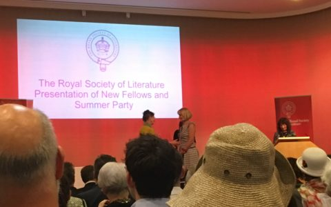 Elleke Boehmer has become a Fellow of the Royal Society of Literature