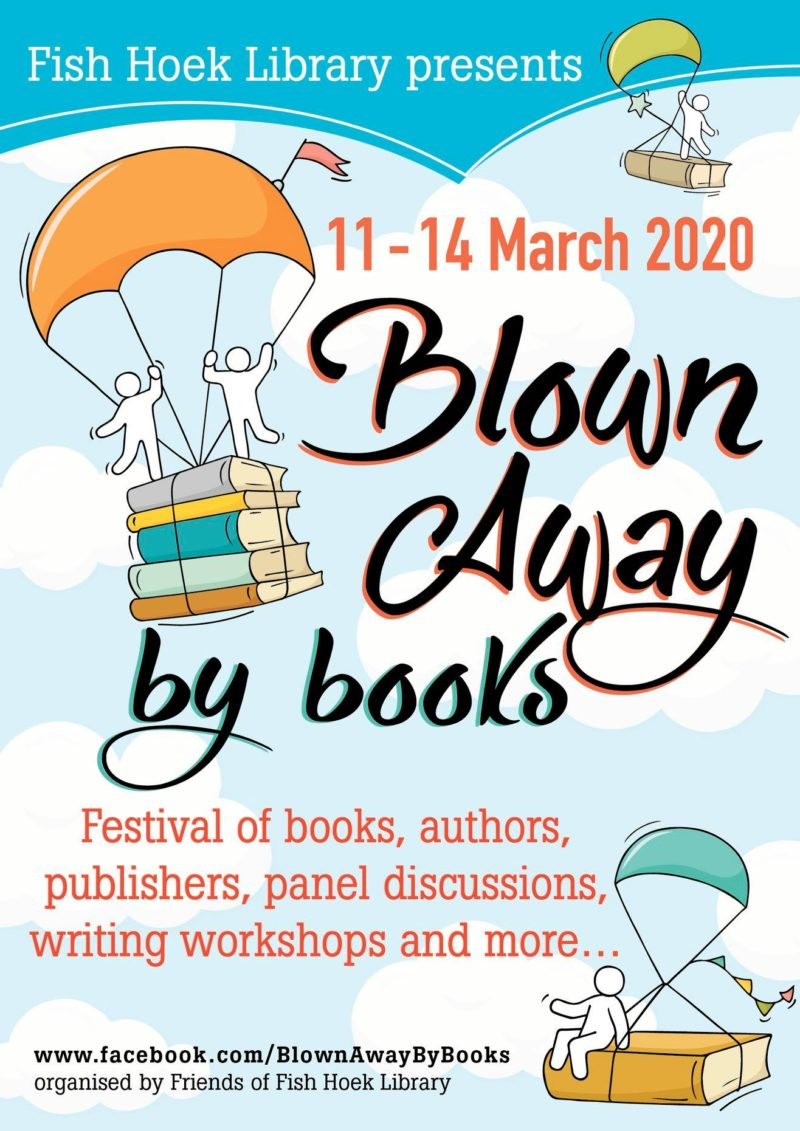Blown Away by Books Festival, Fish Hoek