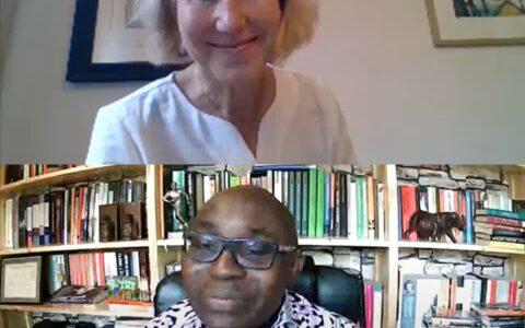 Oxford African Studies Seminar: Elleke in conversation with Wale Adebanwi